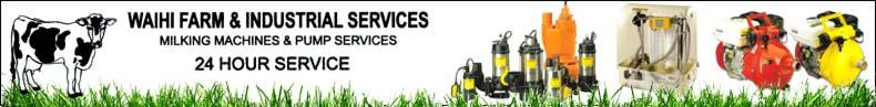 Waihi Farm & Industrial Services