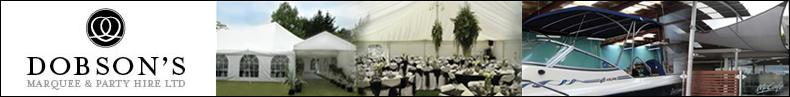Dobsons Marquee & Party Hire Ltd